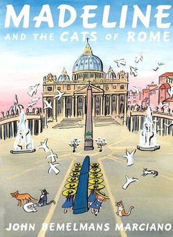 Madeline and the Cats of Rome book