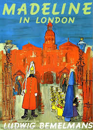 Madeline in London book