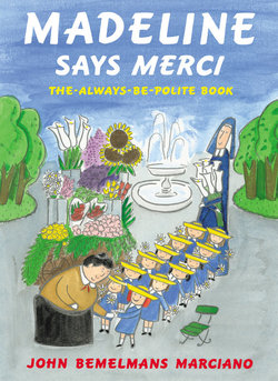 Madeline Says Merci book