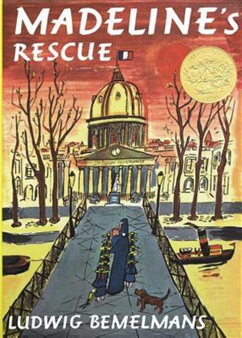 Madeline's Rescue book