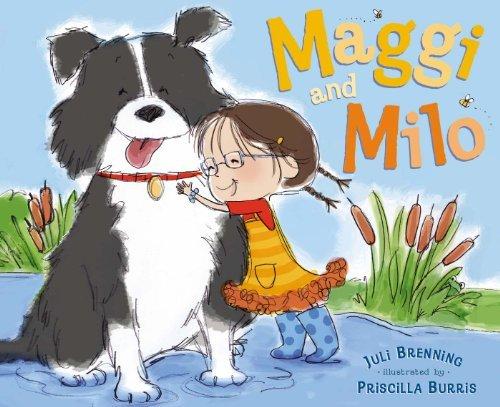 Maggi and Milo book