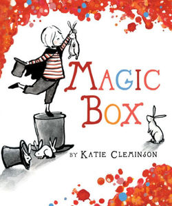 Magic Box Book