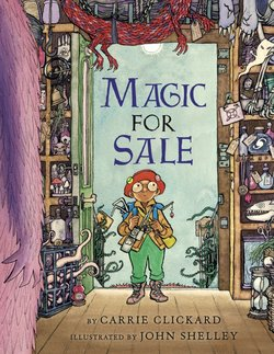 Magic for Sale book