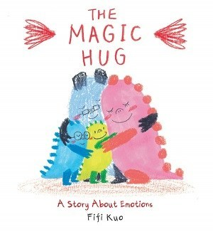 Magic Hug book