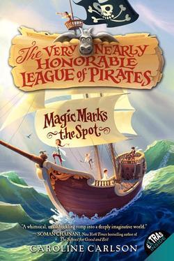 Magic Marks the Spot book