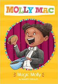 Magic Molly book