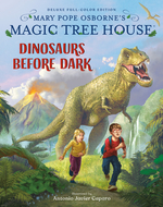 Dinosaurs Before Dark book