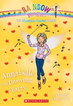 Magical Crafts Fairies #2: Annabelle the Drawing Fairy, Volume 2 book