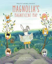 Magnolia's Magnificent Map book