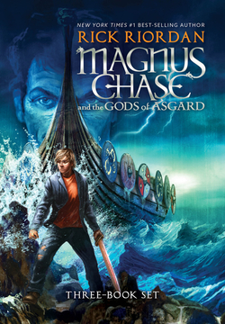 Magnus Chase and the Gods of Asgard Set book