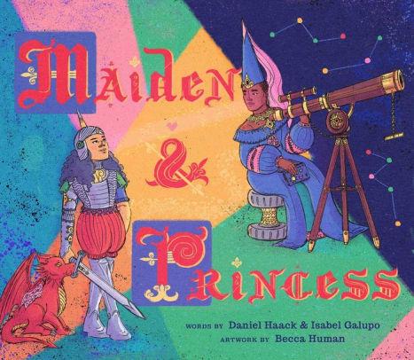 Maiden & Princess book