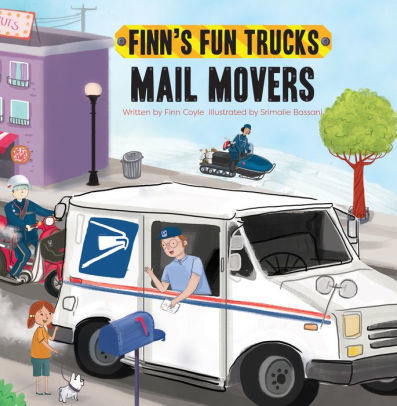 Mail Movers book