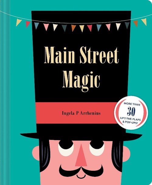 Main Street Magic book