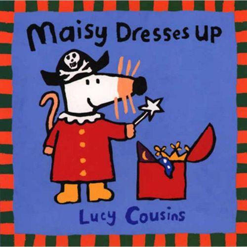 Maisy Dresses Up book