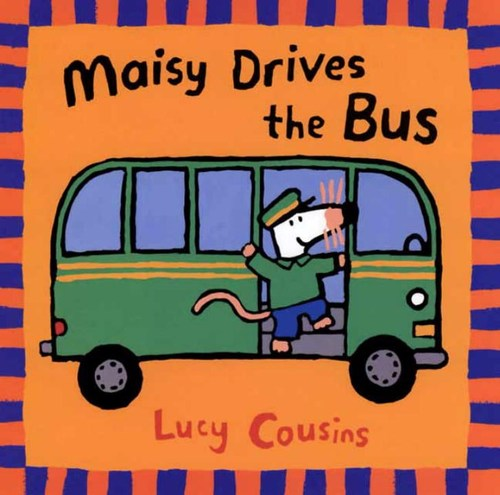Maisy Drives the Bus book