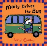Maisy Drives the Bus book