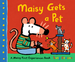 Maisy Gets a Pet book