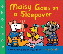 Maisy Goes on a Sleepover book
