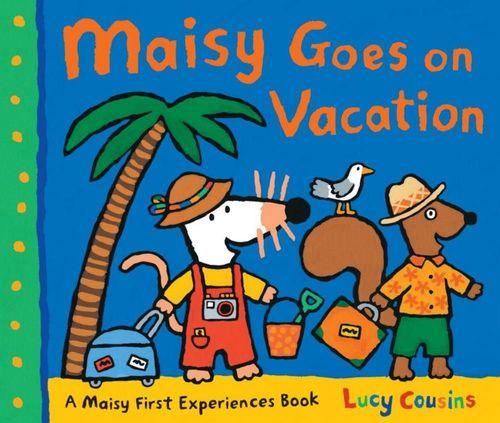 Maisy Goes on Vacation book
