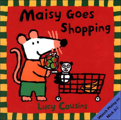 Maisy Goes Shopping book