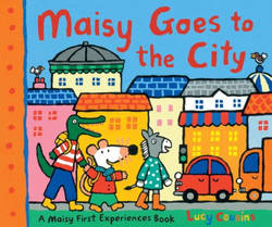 Maisy Goes to the City book