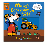 Maisy's Construction Site: Push, Slide, and Play! book