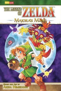 Majora's Mask book