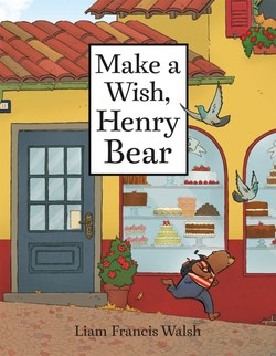 Make a Wish, Henry Bear book