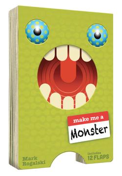 Make Me a Monster book