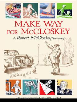 Make Way for McCloskey book
