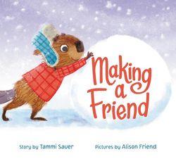 Making A Friend book