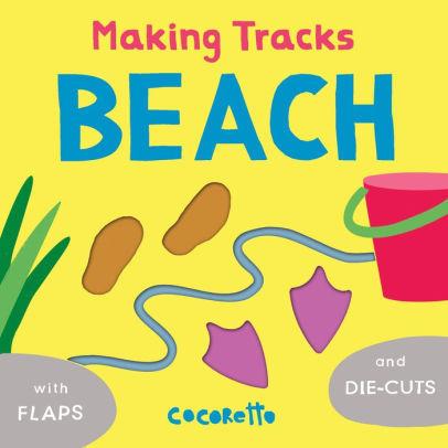 Making Tracks: Beach book