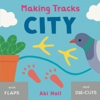 Making Tracks City book