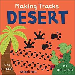 Making Tracks Desert book