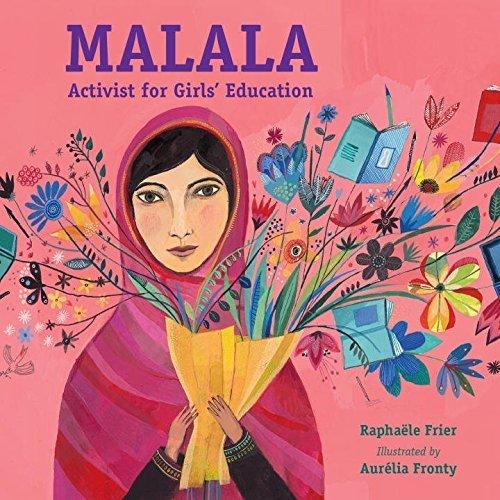 Malala: Activist for Girls' Education book