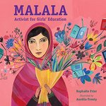 Malala: Activist for Girls' Education book