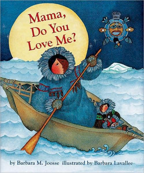 Mama, Do You Love Me? book