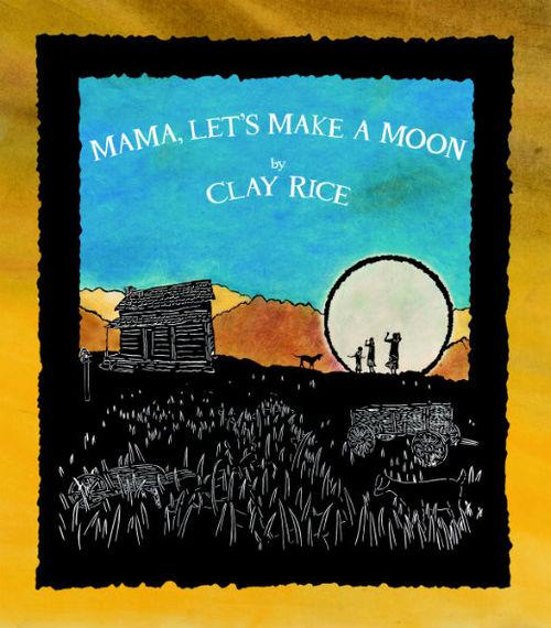 Mama, Let's Make a Moon book