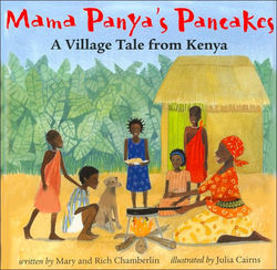 Mama Panya's Pancakes book