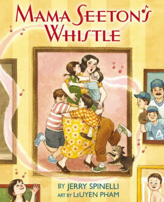 Mama Seeton's Whistle book