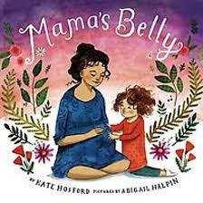 Mama's Belly book