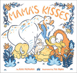 Mama's Kisses book