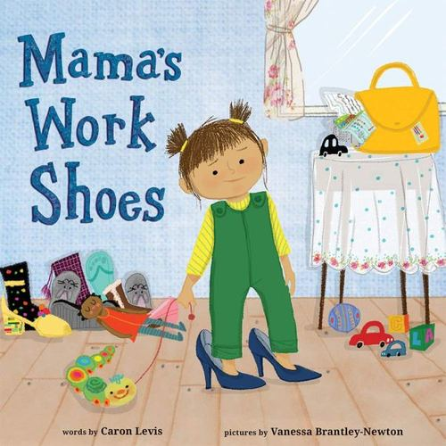 Mama's Work Shoes book