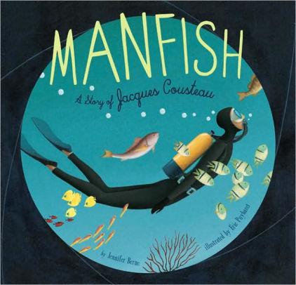 Manfish book