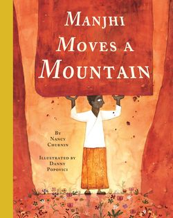 Manjhi Moves a Mountain book