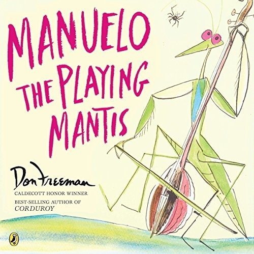 Manuelo, the Playing Mantis book
