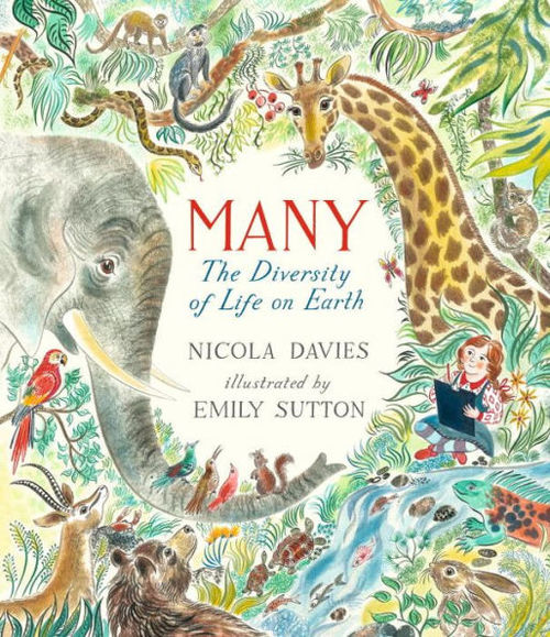 Many: the Diversity of Life on Earth book