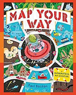 Map Your Way book