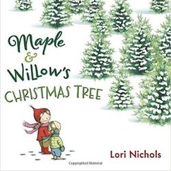 Maple & Willow's Christmas Tree book