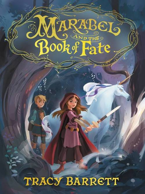 Marabel and the Book of Fate book